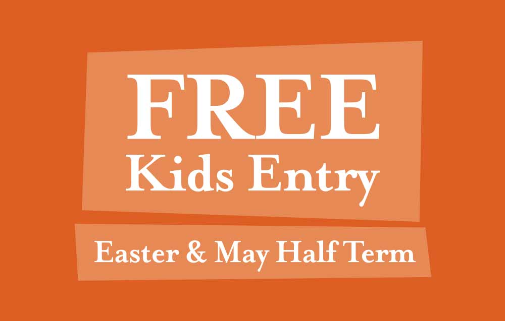 Free Kids Entry to Arley Arboretum