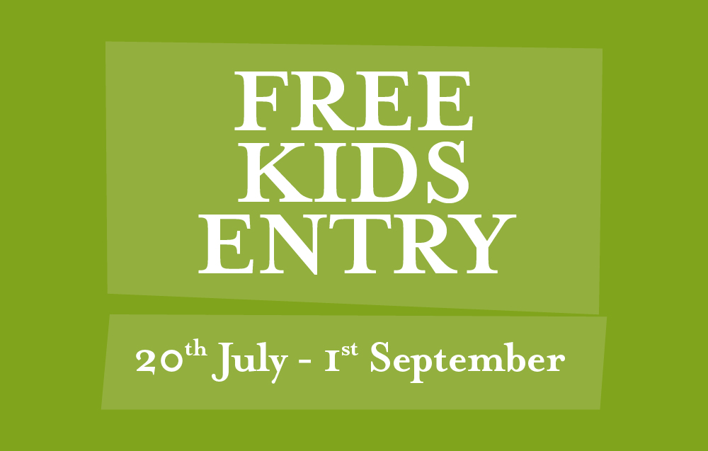 Arley Arboretum Kids Free Entry